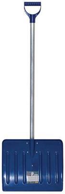 Лопата для уборки снега FIT 68119 55 х 42 х 135cм, профи рулетка fit профи 10мx25мм 17430