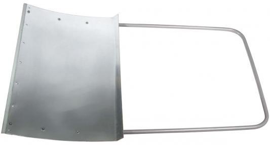 Движок для снега СИБРТЕХ 61595 750х460мм цинк движок для снега сибртех алюминиевый усиленный 75 х 42 см