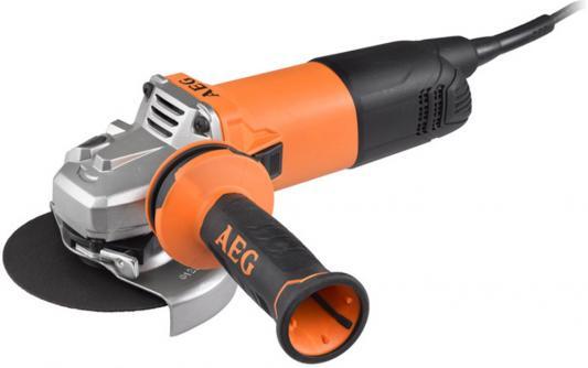 Углошлифовальная машина AEG WS 10-125 125 мм 1000 Вт