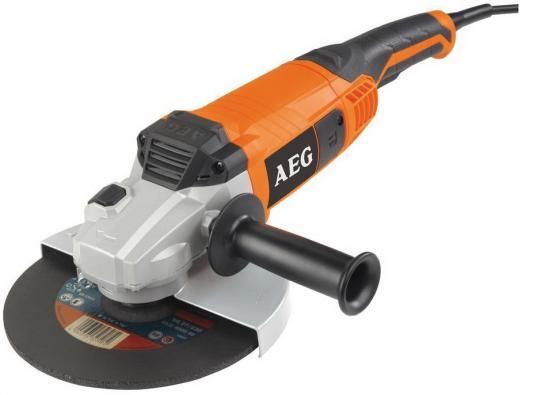 Углошлифовальная машина AEG WS 2200-230 DMS 230 мм 2200 Вт