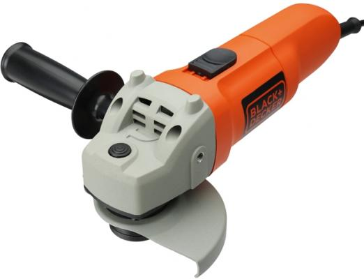 Углошлифовальная машина Black & Decker KG115-XK 115 мм 750 Вт [sa]mersen smartspot fuse amp trap fuses ajt4 4a 600v 27 51mm