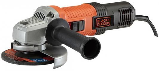 Углошлифовальная машина Black & Decker G850-RU 125 мм 850 Вт