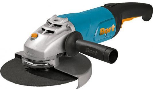 Углошлифовальная машина BORT BWS-2200U-S 230 мм 2200 Вт