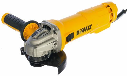 Углошлифовальная машина DeWalt DWE4205-KS 125 мм 1010 Вт все цены