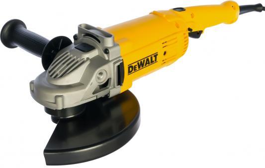 Углошлифовальная машина DeWalt DWE490 230 мм 2000 Вт