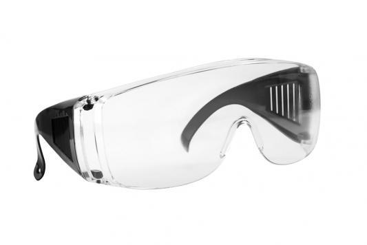Очки защитные Hammer Flex PG01 230-017 прозрачные с дужками