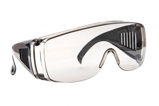 Очки защитные Hammer Flex PG03 230-015 дымчатые с дужками