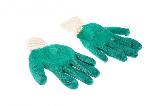 Перчатки Hammer Flex 230-024 с латексным покрытием, 5 пар перчатки спилковые hammer 230 021