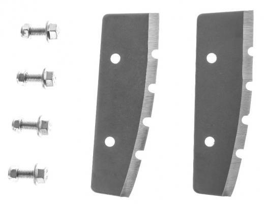 Пластины режущие 210-038 Hammer Flex к шнеку для льда 210-034 Hammer Flex 8 (200мм) HG