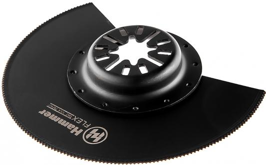 Купить Полотно пильное для МФИ Hammer Flex 220-030 MF-AC 030 сегм.диск, выпукл, 88мм, металл