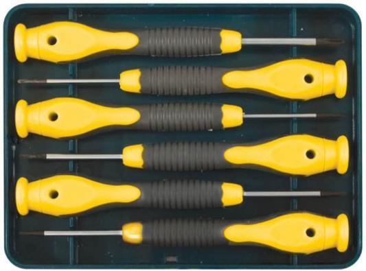 Набор отверток FIT 56168 для точных работ Профи Нейтрон, 6 шт. TORX с отверстием набор отверток для точных работ fit 56138