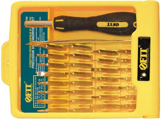 Набор отверток переставная Fit 56188 набор отверток fit 56041