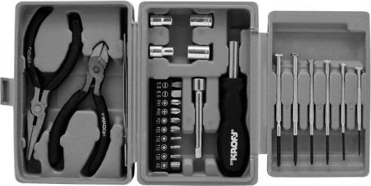 Набор отверток и ручного инструмента KROFT 202701 25шт. набор отверток kroft 202701