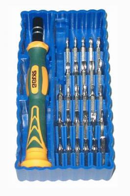 Отвертка мини SKRAB 42625 (синий набор) 29пр.: биты, адаптер, для точной механики фильтр skrab 50278