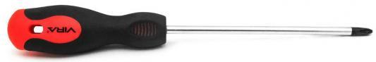 Отвертка VIRA 393109 Комби крестовая PH2х150мм, CrV, магнитное жало, двухкомп. ручка