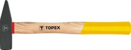 Молоток столярный TOPEX 02A403 300г рукоятка из ясеня