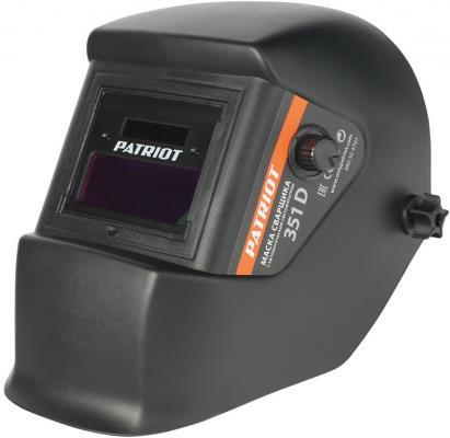 Маска сварщика PATRIOT 351D в уп. 32 шт