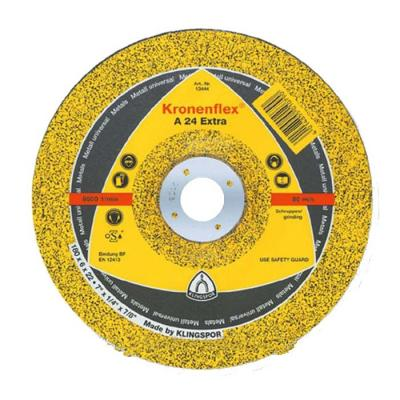 Купить 230 X 2 X 22 Круг отрезной KLINGSPOR Kronenflex A 24 EXTRA (286456) по металлу