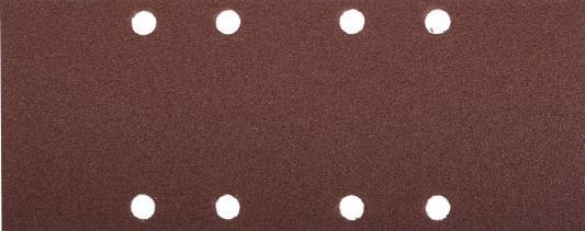 Лист шлифовальный ЗУБР 35591-120  МАСТЕР на зажимах 8отверстий по краю для ПШМ P120 93х230мм 5шт.
