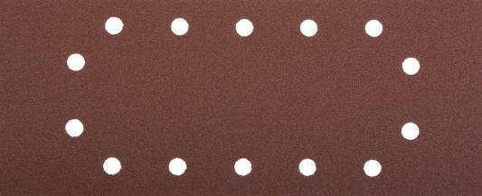 Лист шлифовальный STAYER MASTER 35469-320 универс.на зажимах 14отв.д/пшм P320 115х280мм 5шт. цена