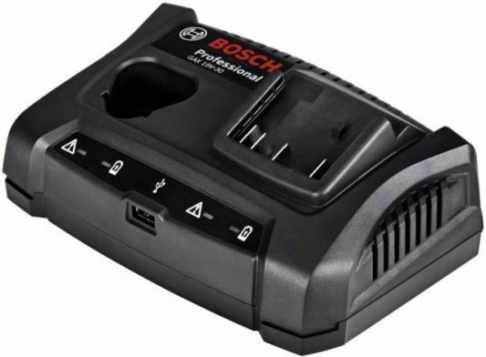 Зарядное устройство Bosch GAX 18V-30 1 шт 1600A011A9 зарядное утройство bosch gax 18 v 30 1600 a 011 a9