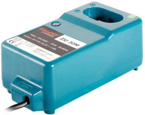 Зарядное устройство Hammer Flex ZU 30M для Ni-Cd аккумуляторов MAKITA, 7.2В-14.4В, 1.5А цена и фото
