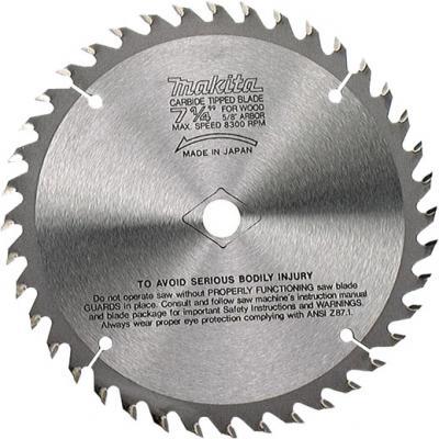 Диск пильный Makita B-29309 STANDART 305 ммx15.87 мм 100зуб 175152 диск makita standart b 29234 пильный по дереву 260x2 3x30mm 40 зубьев