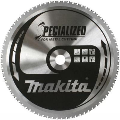 Круг пильный MAKITA B-29418 305 X 78 X 25.4, по металлу