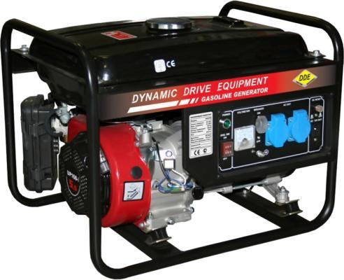 Генератор бензиновый DDE GG2700. однофазн.ном/макс. 2/2,2 кВт (UP168-1, т/бак 15л, ручн/ст, 45кг) генератор бензиновый hitachi e50 зр 4 2квт mitsubishi gm401 бак 21л расх т 2 63л ч 3фазы 90кг