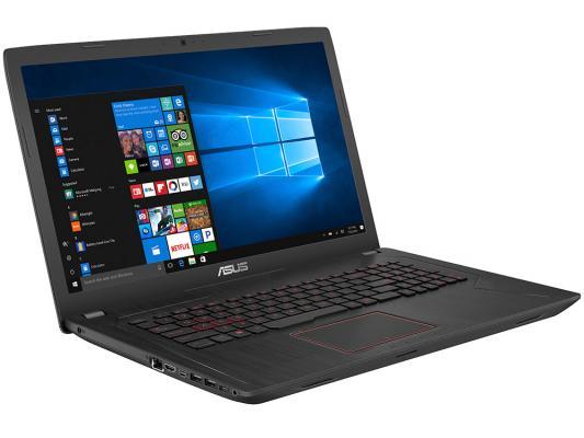 Ноутбук ASUS FX553VE-DM473 (90NB0DX4-M07080) boyscout 61530
