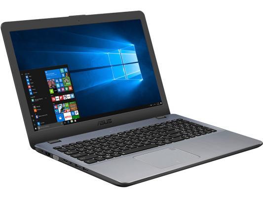 Ноутбук ASUS VivoBook 15 X542UA-DM749 15.6 1920x1080 Intel Core i7-7500U 90NB0F22-M10130 ноутбук asus a553sa 15 6