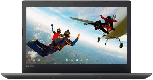 Ноутбук Lenovo IdeaPad 320-15 (80XH01TXRU) i3-6006U (2.0) / 4Gb / 128Gb SSD / 15.6 HD TN / HD Graphics 520 / Win10 Home / Black ноутбук dell vostro 3568 3568 9378 i3 6006u 2 0 4gb 500gb 15 6 hd tn hd graphics 520 win10 pro black