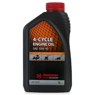 цена на Минеральное моторное масло Hammer Flex 501-008 (54189) 10W40 1 л