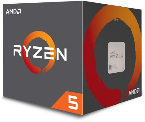 Процессор AMD Ryzen 5 2600X YD260XBCAFBOX Socket AM4 BOX andk high quality long tsop48 0 5 open top structure burn in socket ic test socket flash test socket adapter tnm5000 programmer