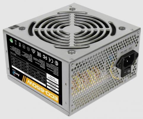 БП ATX 650 Вт Aerocool ECO-650W бп atx 650 вт aerocool vx 650 rgb