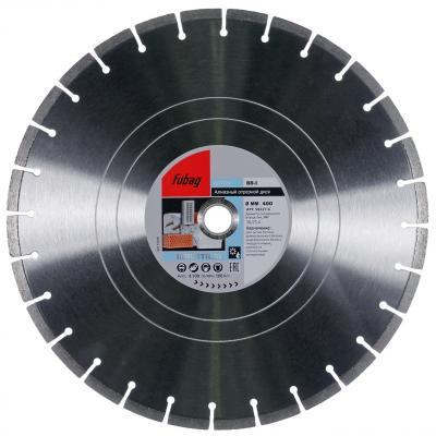 Купить Алмазный диск BB-I_ диам. 400/30-25.4 58327-6, Fubag