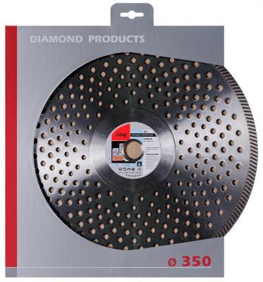 Алмазный диск BS-I_ диам. 350/25.4 инвертор fubag in 196
