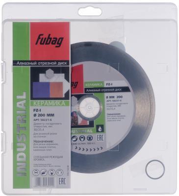 Алмазный диск FZ-I_ диам. 200/30-25.4 инвертор fubag in 196