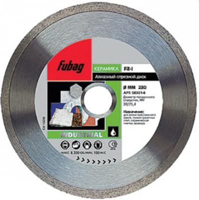 Алмазный диск FZ-I_ диам. 300/30-25.4