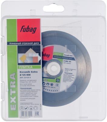 цена на Алмазный диск Keramik Extra_ диам. 125/22.2