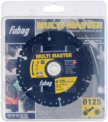 Купить Алмазный диск Multi Master_диам 125/22.2, Fubag