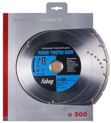Алмазный диск Power Twister Eisen _диам. 300/30/25.4 инвертор fubag in 196