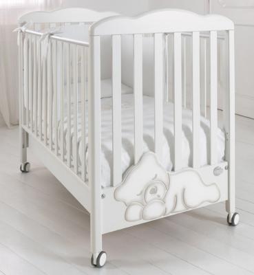 Кроватка Baby Expert Coccolo (выбеленный)