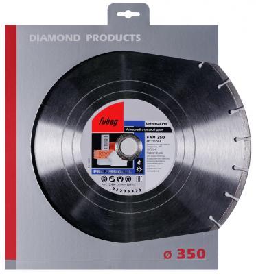 Алмазный диск Universal Pro_ диам. 350/30/25.4 инвертор fubag in 196