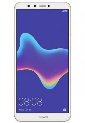 Смартфон Huawei Y9 2018 32 Гб золотистый смартфон