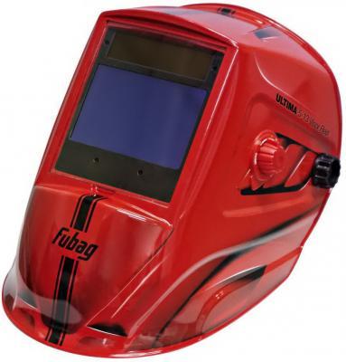 Маска сварщика Хамелеон ULTIMA 5-13 Visor Red (зона обзора 100 мм х 67 мм)