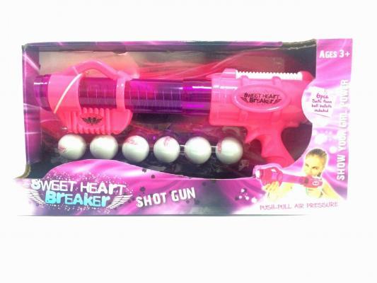 Автомат Toy Target Sweet Heart Breaker красный 22020 toy target игрушечное оружие sweet heart breaker 22017