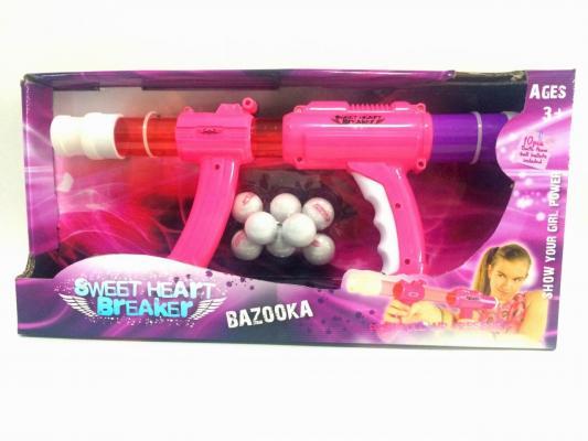 Автомат Toy Target Sweet Heart Breaker красный 22022 toy target игрушечное оружие sweet heart breaker 22017