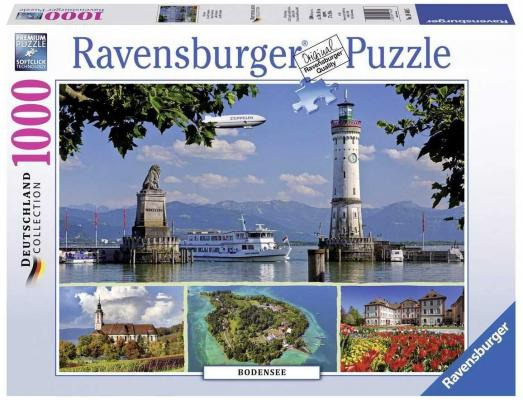 Пазл «Боденское озеро» 1000 шт ravensburger ravensburger пазл венеция 1000 шт