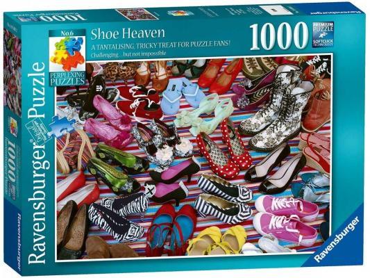Пазл «Обувной рай» 1000 шт # пазлы ravensburger пазл рай птиц 1000 шт